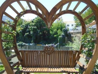 Jardim do Amor, Alcobaça